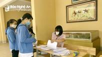 Nhiều trường học ở thành phố Vinh công bố điểm chuẩn vào lớp 10