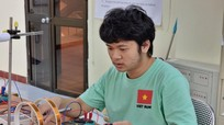 Nam sinh trường Phan đạt Huy chương Bạc Olympic Vật lý quốc tế