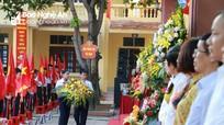 Học sinh Nghệ An chính thức tựu trường vào ngày 1/9