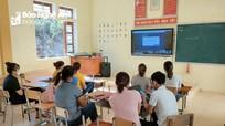 Nghệ An tìm phương án dạy học trực tuyến thích hợp cho năm học mới