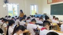 Từ sáng 30/9, thị xã Cửa Lò chuyển từ dạy học trực tiếp sang trực tuyến