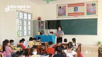 Nghệ An: Cải cách hành chính đồng bộ nâng hiệu quả, chất lượng giáo dục
