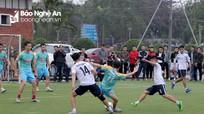 FC Trường Thành vô địch Giải bóng đá phong trào hạng Nhất tỉnh Nghệ An