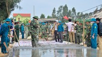 Đại biểu Quốc hội tỉnh Nghệ An góp ý dự án Luật Dân quân tự vệ (sửa đổi)