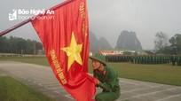 Sư đoàn 324 tiễn 3.357 quân nhân hoàn thành nghĩa vụ quân sự