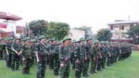 Bộ CHQS Nghệ An hoàn thành nhiệm vụ luyện tập chuyển trạng thái sẵn sàng chiến đấu