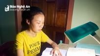 Gặp nữ sinh xứ Nghệ - thủ khoa toàn quốc môn Văn
