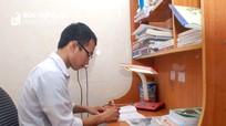 Thủ khoa khối A của Nghệ An với mơ ước kỹ sư công nghệ thông tin