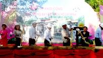 Khởi công xây dựng Nhà trưng bày các hiện vật về Chủ tịch Hồ Chí Minh tại Đồng Tháp