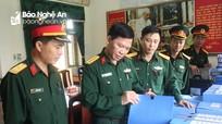 Tổng cục Chính trị kiểm tra Sư đoàn 324, Quân khu 4