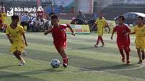 Tân Kỳ vô địch Giải bóng đá U10 năng khiếu do Câu lạc bộ SLNA tổ chức