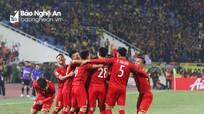 Đội tuyển Việt Nam lên ngôi vô địch sau 10 năm chờ đợi