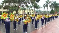 Sở GD&ĐT Nghệ An kiểm tra công tác phổ cập giáo dục tại Nghĩa Đàn