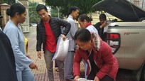 Chùa Cổ Am tổ chức Chương trình Xuân yêu thương cho người nghèo