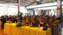 Giáo hội Phật giáo Việt Nam tỉnh Nghệ An triển khai công tác năm 2019