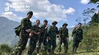 BĐBP Nghệ An kiểm tra công tác sẵn sàng chiến đấu tại chốt tiền tiêu biên giới Việt - Lào