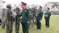 """Lực lượng vũ trang Nghệ An đón Tết """"vui, khỏe, an toàn, tiết kiệm, sẵn sàng chiến đấu cao"""""""