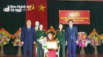 """Yên Thành trao tặng danh hiệu """"Bà mẹ Việt Nam Anh hùng"""""""