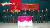 Phát động thi đua chào mừng 65 năm Chiến thắng lịch sử Điện Biên Phủ