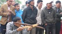 Gần 700 vận động viên tham gia Ngày hội văn hóa thể thao các dân tộc thiểu số ở Con Cuông