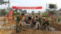 Sư đoàn 324 kịp thời giải quyết dứt điểm các vụ việc phức tạp trên địa bàn