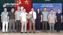 Bổ nhiệm Phó trưởng Phòng Giáo dục - Đào tạo huyện Tương Dương