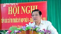 """Bí thư Trung ương Đảng Phan Đình Trạc: """"Không nên cứ khăng khăng vào cơ quan Nhà nước"""""""