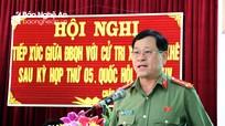 Đại tá Nguyễn Hữu Cầu: 'Nói Luật An ninh mạng cấm sử dụng Facebook là hoàn toàn sai'