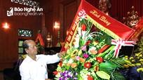 Lãnh đạo tỉnh Vĩnh Long dâng hoa tại Khu Di tích Kim Liên