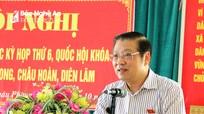 Bí thư Trung ương Đảng Phan Đình Trạc: Quyết liệt xử lý các vụ án tham nhũng