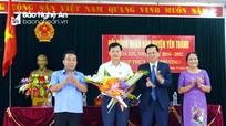 Yên Thành bầu bổ sung Phó Chủ tịch HĐND huyện khóa 19