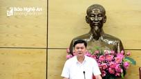 Chủ tịch UBND tỉnh Thái Thanh Quý: Cần đẩy mạnh thu hút đầu tư và giảm nghèo bền vững