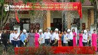 Khởi công xây dựng công trình 'Hợp tác xã với Bác Hồ'