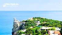 Gần 1 triệu khách du lịch Ukraine nườm nượp đổ về Crimea