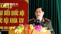 Tướng Nguyễn Hữu Cầu: Xây dựng nông thôn mới tránh bán đất sai thẩm quyền, huy động quá sức dân