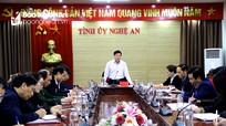Tiểu ban Tuyên truyền đại hội Đảng bộ tỉnh cần chủ động xây dựng và thực hiện nhiệm vụ