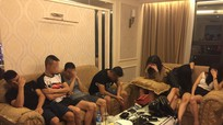 """Nghệ An: Bắt quả tang 7 đối tượng thuê phòng khách sạn """"bay lắc"""" tập thể"""