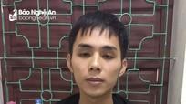 Khởi tố kẻ chém đứt gân tay tài xế ô tô ở chợ Hưng Dũng (TP. Vinh)