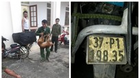 Bắt nghi phạm trong đường dây trộm chó liên huyện ở Nghệ An
