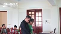 Cặp đôi ở Nghệ An dàn xếp mua bán ma túy cho khách đặt từ Hải Phòng