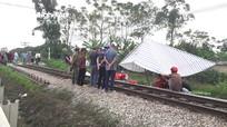 Đi khám bệnh về, người phụ nữ ở Nghệ An bị tàu hỏa tông tử vong