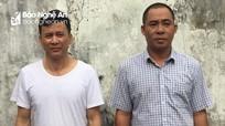 Khởi tố 5 'cò đất' thu lợi bất chính nửa tỉ đồng ở Nghệ An