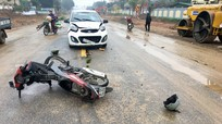 Tai nạn giao thông ở Nghệ An chưa giảm như kỳ vọng