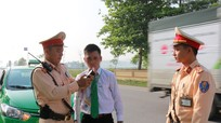 Nghệ An xử phạt 5 người uống rượu vẫn lái xe