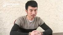 Bắt nam thanh niên Nghệ An thuê ô tô tự lái bán, gán nợ lấy tiền tiêu xài