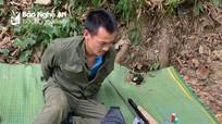 Bắt giữ đối tượng sử dụng súng vượt rừng sang Lào mua ma túy về bán lẻ