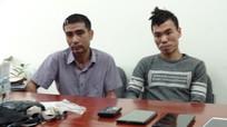 Cặp đôi mang 3.500 viên ma túy tổng hợp ở Nghệ An