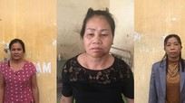 3 người phụ nữ lập mưu bán hàng xóm ra nước ngoài