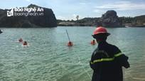 Nam sinh đuối nước tại hồ của mỏ đá ở Nghệ An