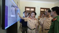 Khánh thành hệ thống giám sát, xử lý vi phạm TTATGT trên Quốc lộ 1A đoạn qua Nghệ An